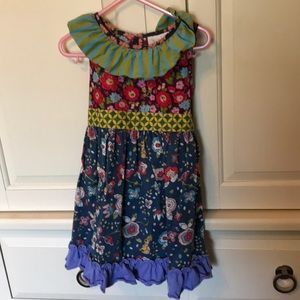Matilda Jane Paint by Numbers Dress 4
